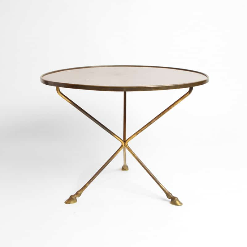 1950s French coffee table