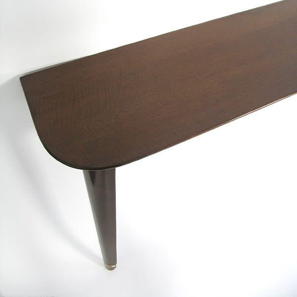 1950s Italian console attributed to Paulo Buffa