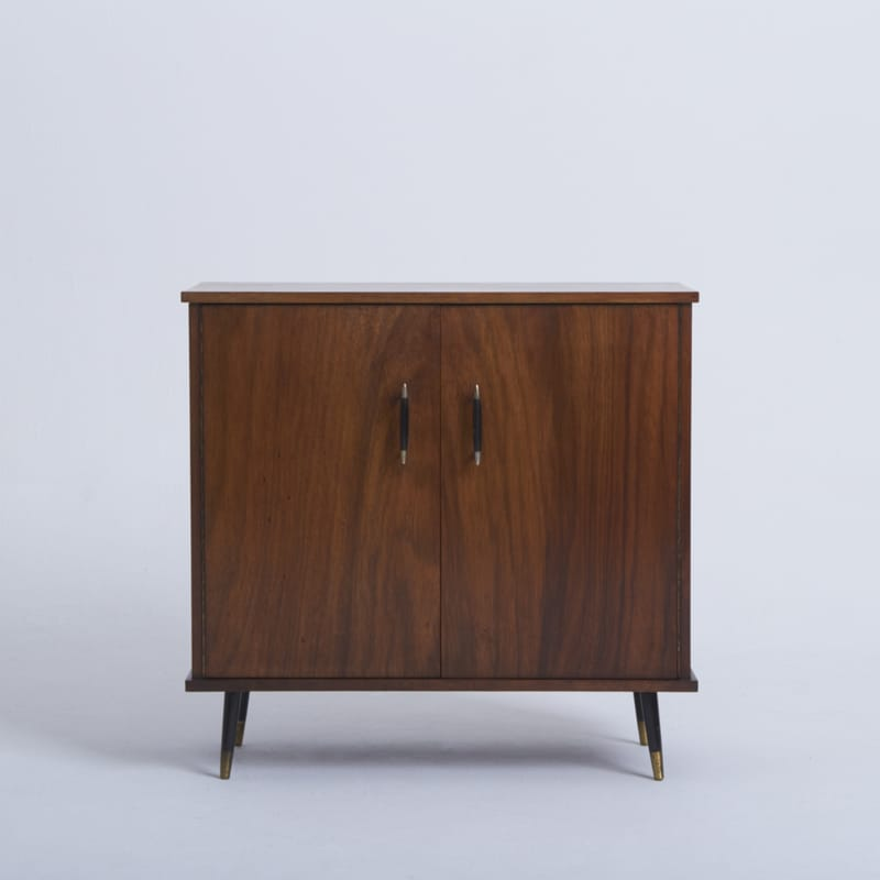 1960s English Drinks Cabinet