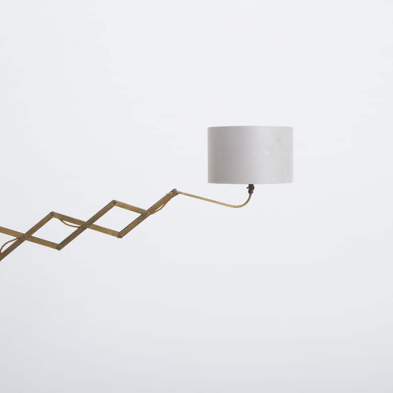 1960s Extending Wall Light
