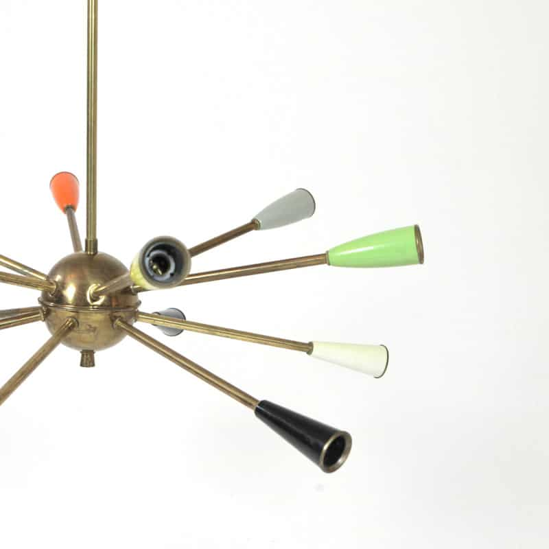 1960s Italian light fitting