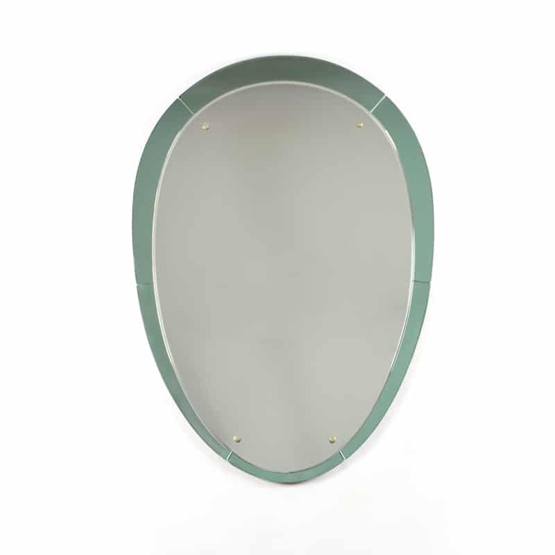 1960s Italian Mirror attributed to Fontane Arte