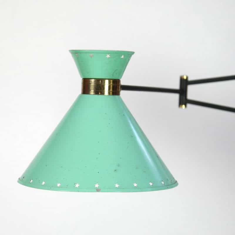 1960s Italian Wall Light