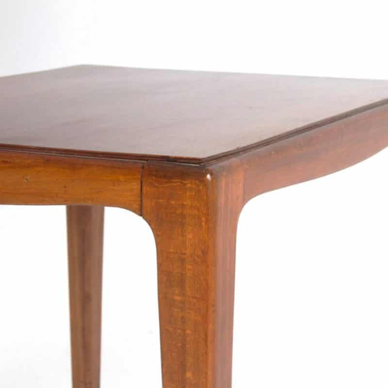 1960s Italian Walnut Table