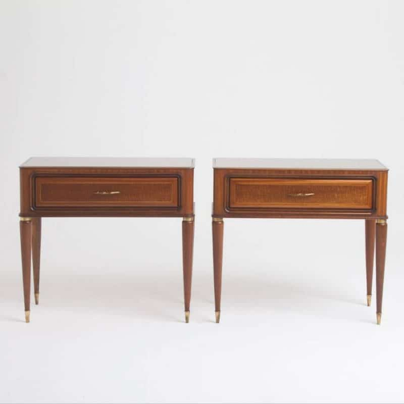 Pair of 1950s Italian Tables
