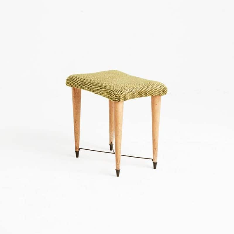 Pair of 1960s foot stools