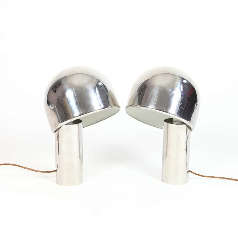 Pair of 1960s Italian lamps