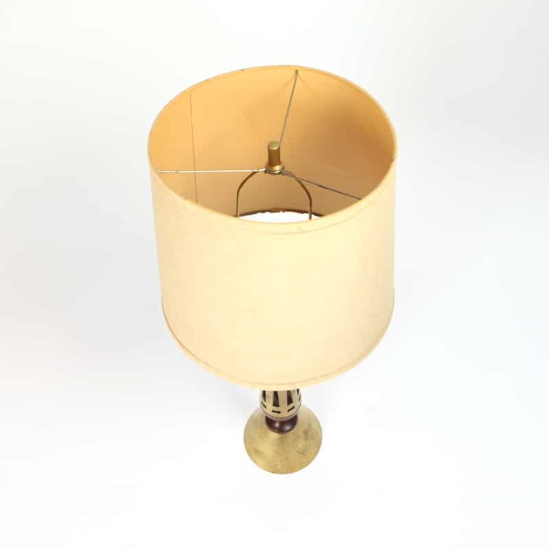 Pair of 1970s American lamp
