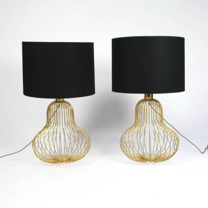Pair of 1970s Italian Lamps