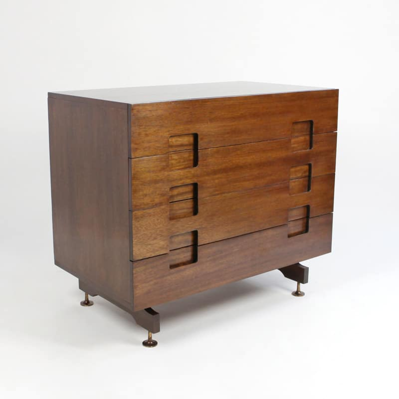 Pair of chest of drawers