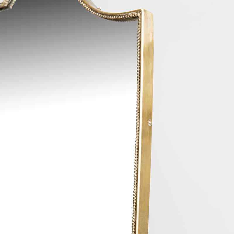 1950s Pair of Italian Mirrors