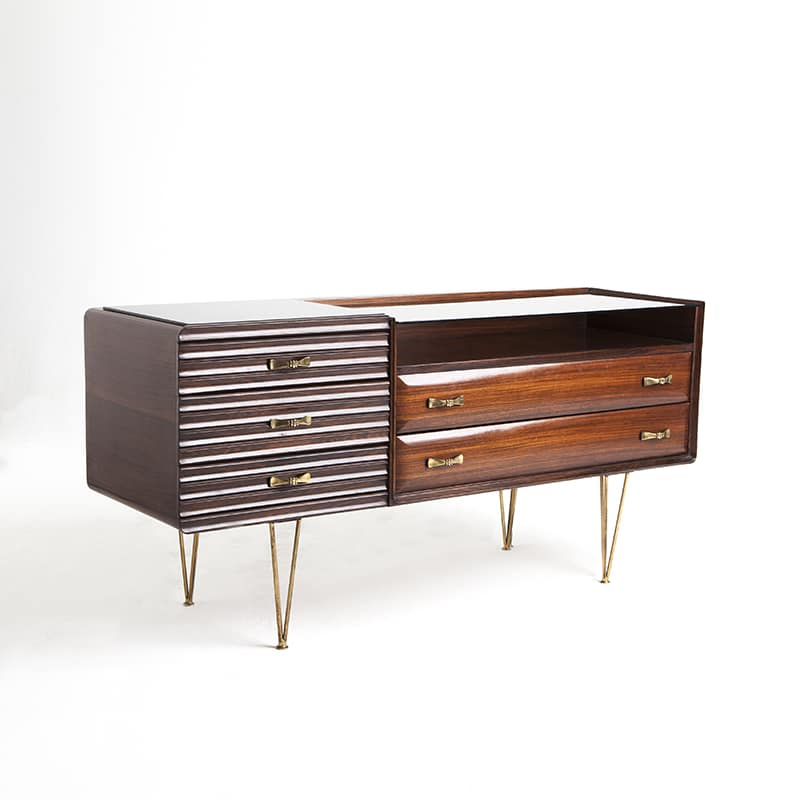 1960s Italian chest of drawers