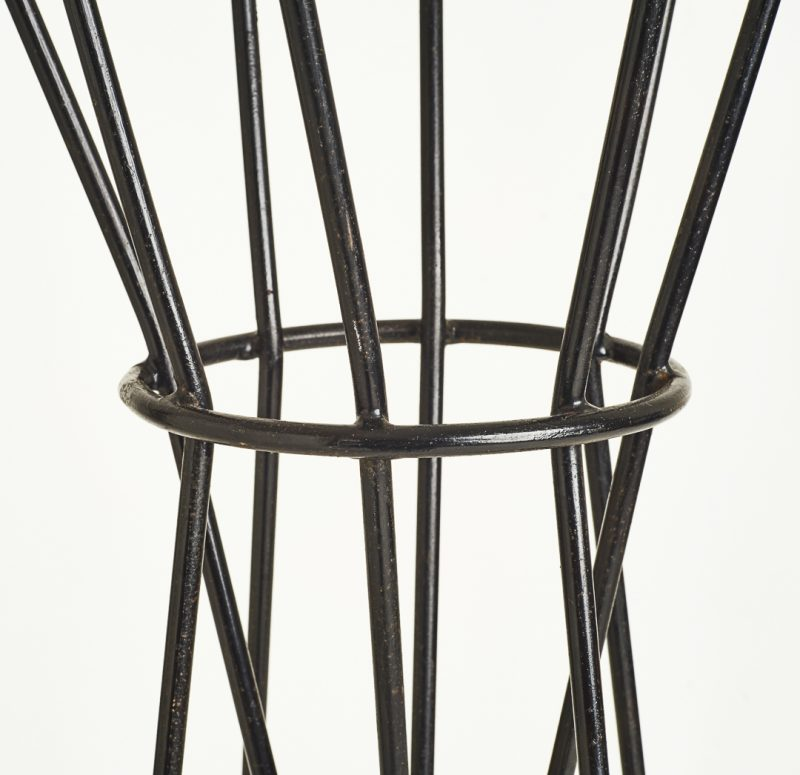 1950s Italian coat hanger attributed to Ferraud