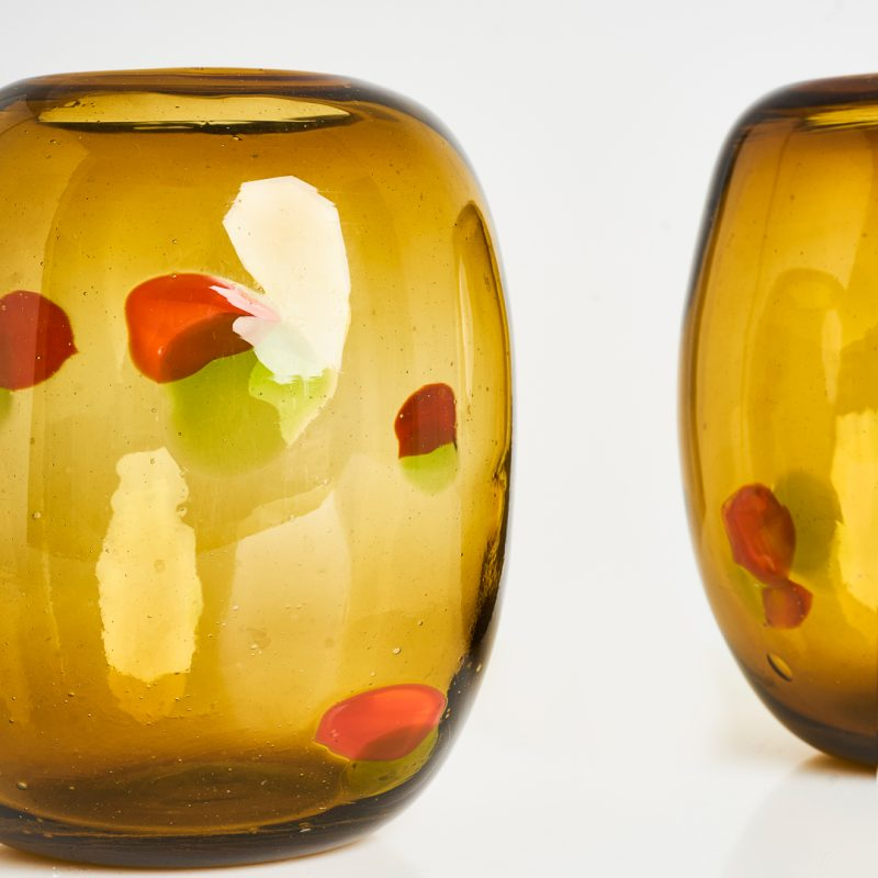 Pair of 1970s Italian vases