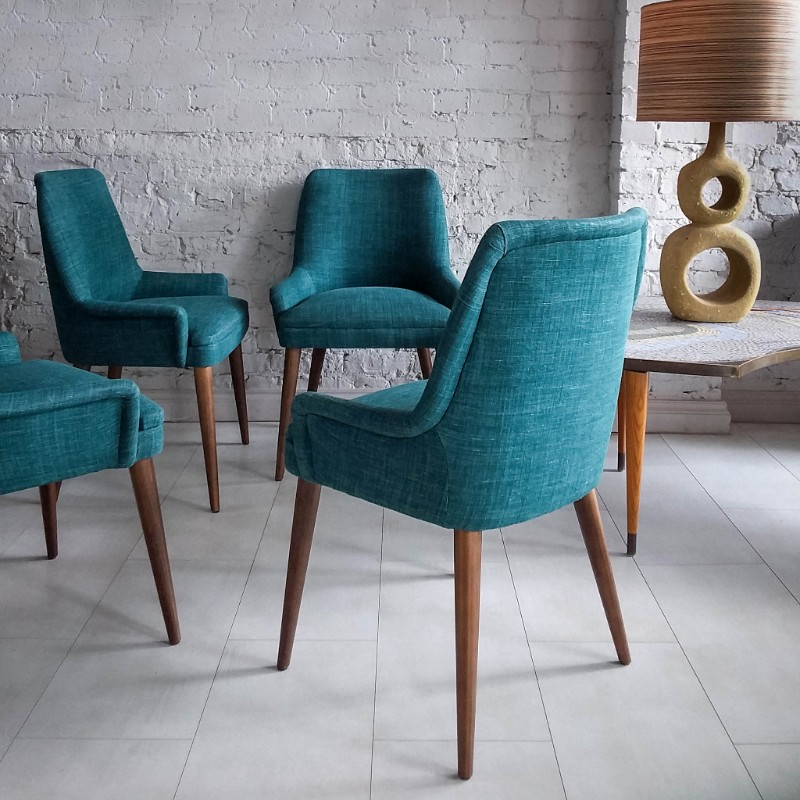 Fiona Makes - Four Ruby Chairs