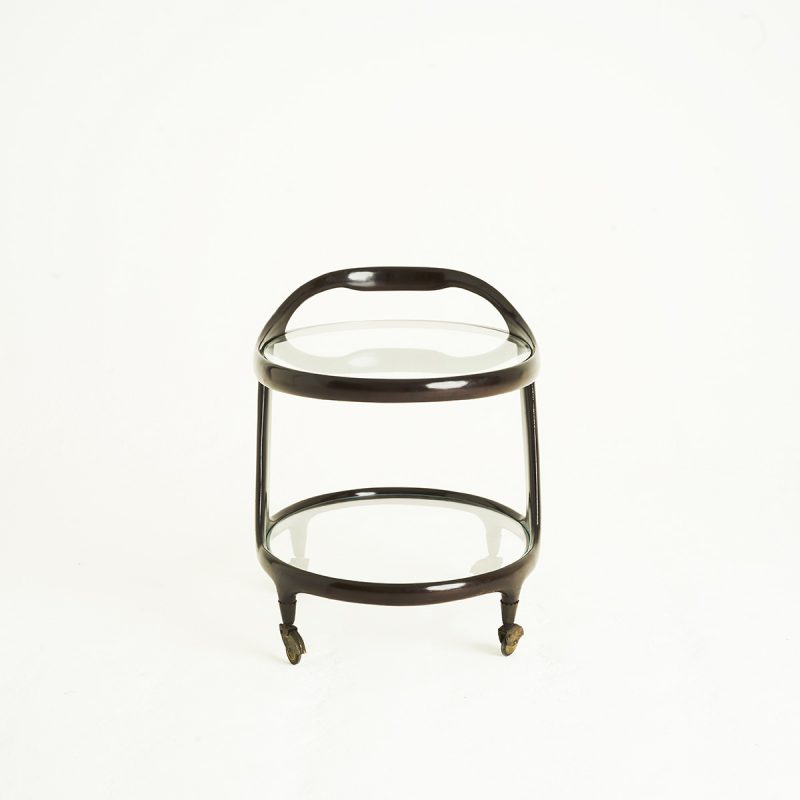 1950s Italian Fontana Arte drinks trolley