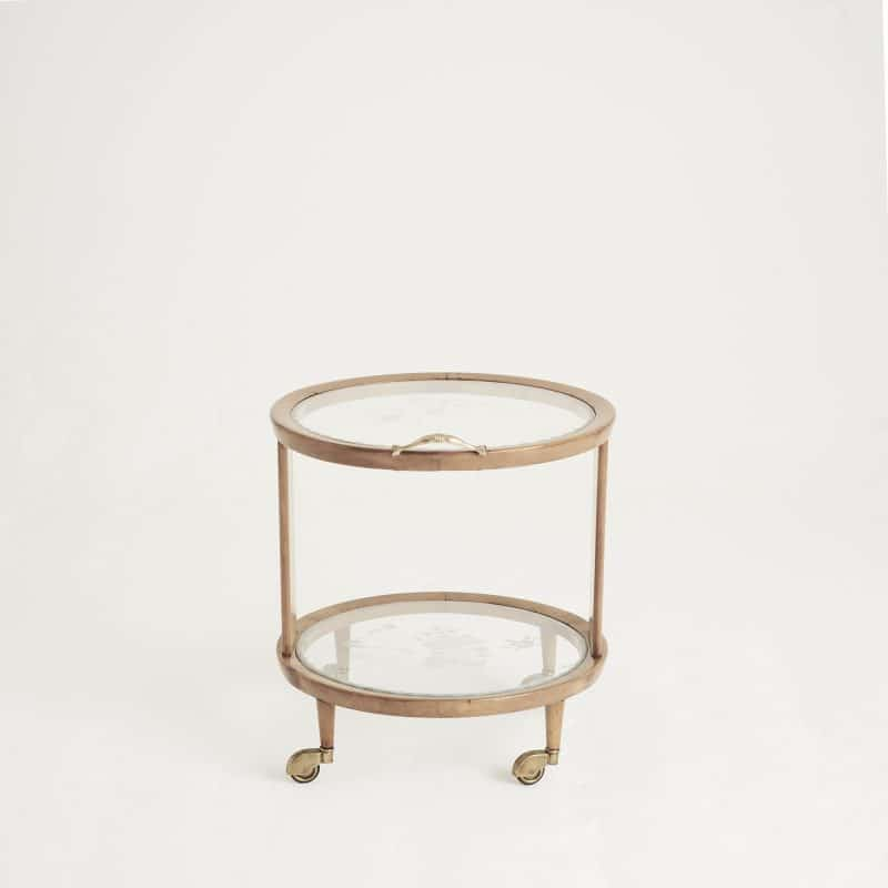 1950s Italian drinks trolley