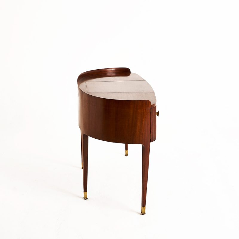 1950s Paula Buffa dressing table with chair