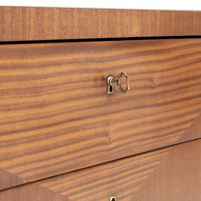 1950s Italian chest of drawers attrib to Ico Parisi