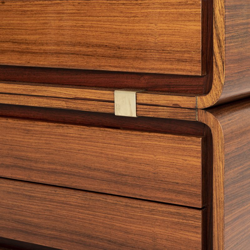 1970s Italian chest of drawers