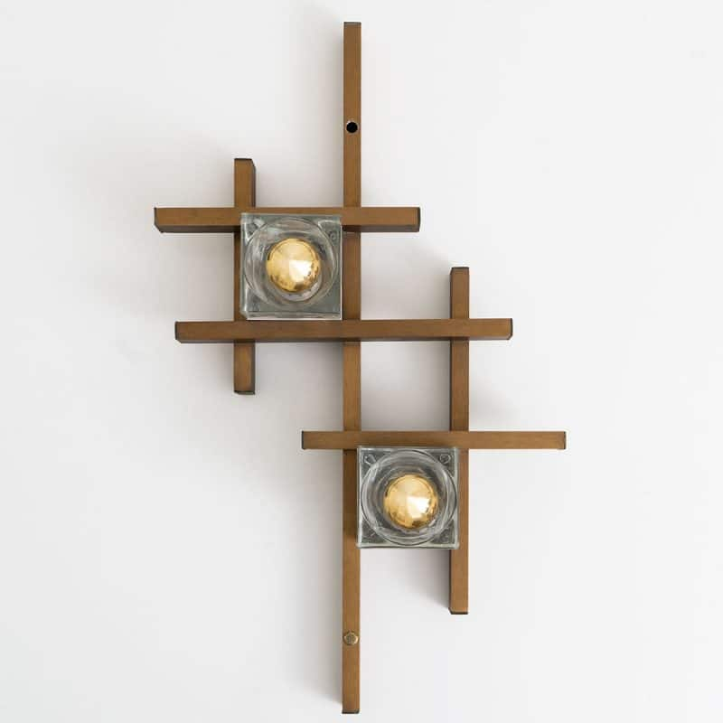 1970s Italian wall light