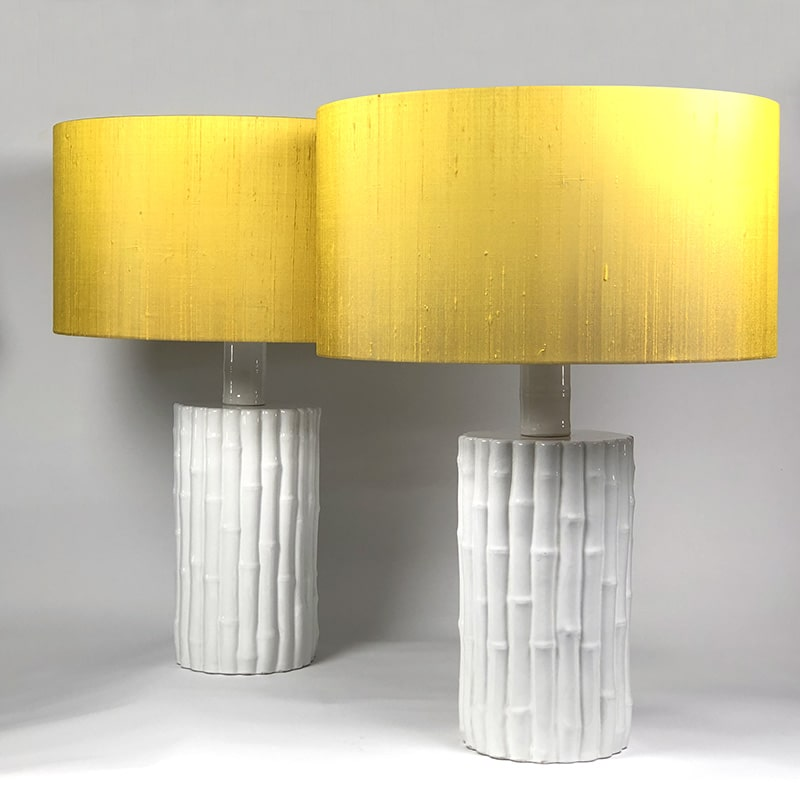 Pair of 1970s Italian table lamps
