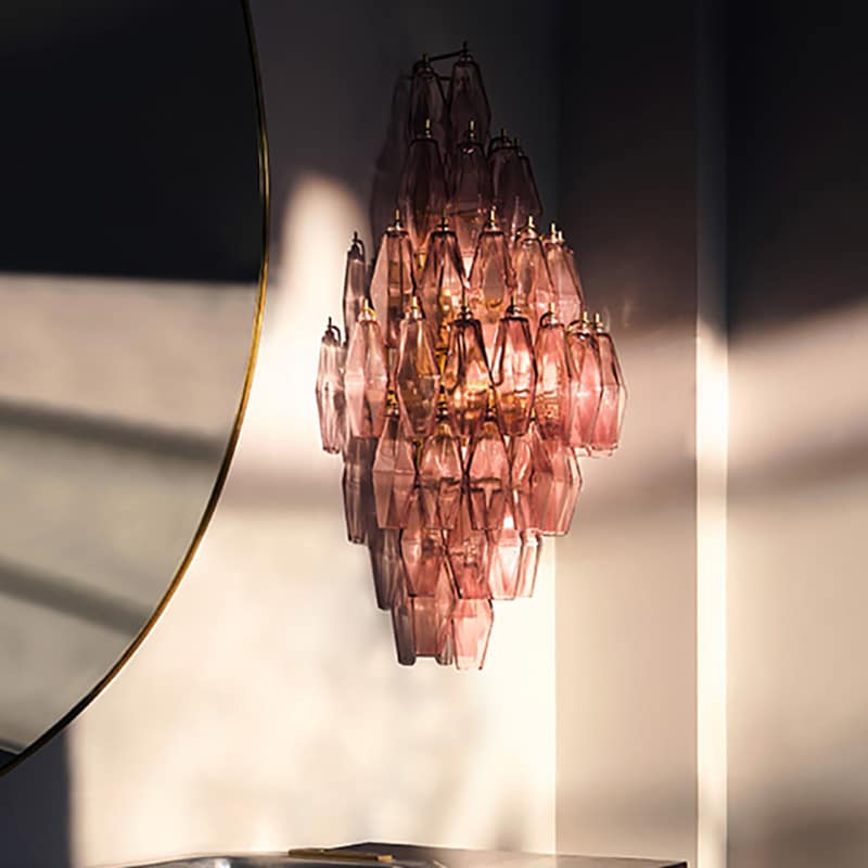 LUCA WALL LIGHT | AMETHYST