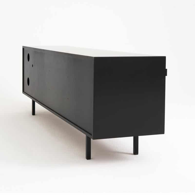 1950s low cabinet by Florence Knoll