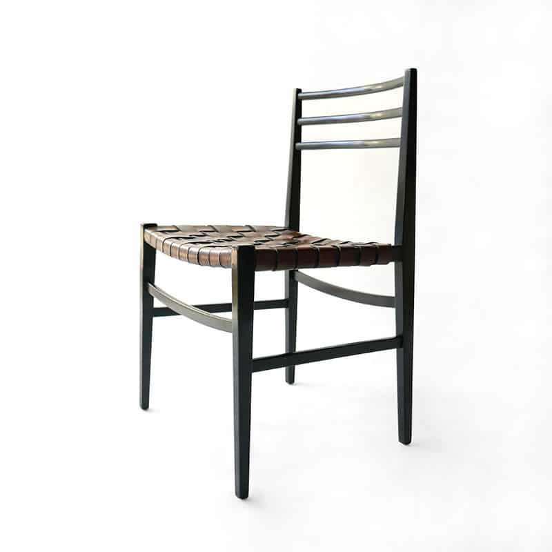 Set of 6 1950s Italian Dining Chairs